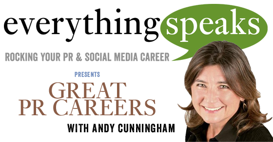 003: Great PR Careers With Andy Cunningham