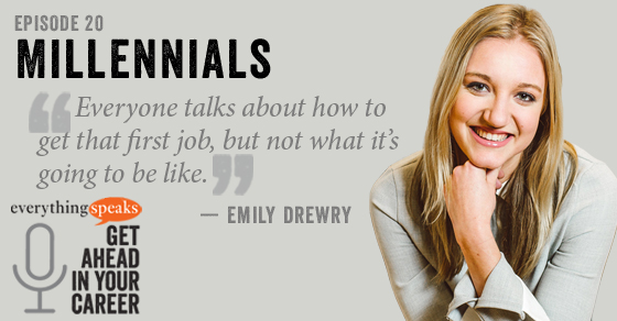 20: 5 Things No One Tells You About Your First Job (with Emily Drewry)