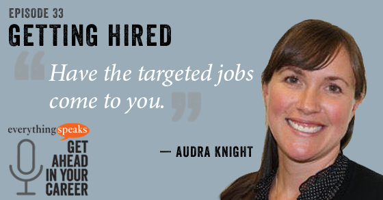 The 3 Step Process For Finding A Job (feat. Audra Knight)