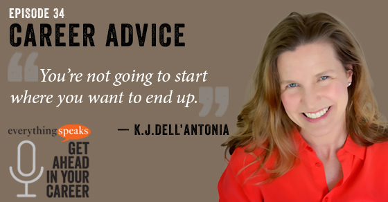 Taking A Professional Approach To A Creative Career (feat K.J. Dell'Antonia)