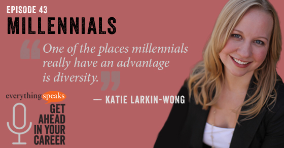 Katie Larkin And Millennials