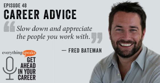 If You Have To Ask To Be Promoted Than You Probably Don't Deserve It (feat. Fred Bateman)