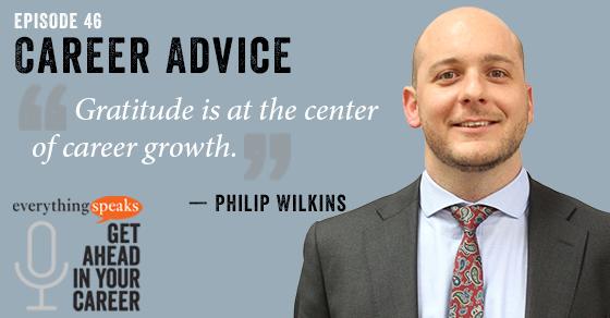 Phil Wilkins Career Advice