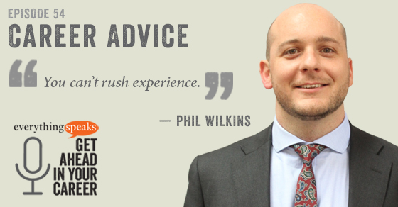 Phil Wilkins_Career Advice