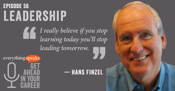 Hans Finzel Leadership Advice