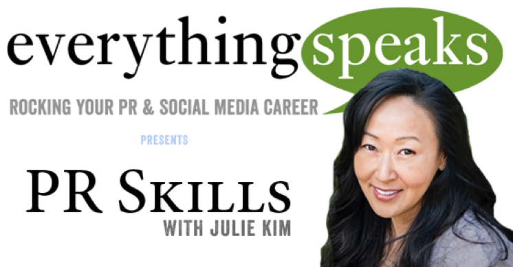 010: How My PR Skills Helped Me Launch My Dream Business With Julie Kim