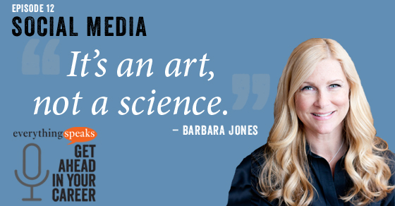 Social Media With Barbara Jones Horizontal