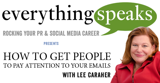 007: How To Get People To Pay Attention To Your Emails