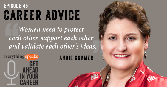 Andie Kramer Breaking Through Bias