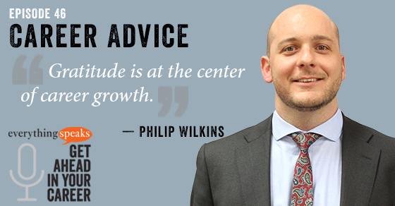 Phil Wilkins Career Advice