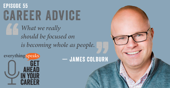 James Colburn Career Advice